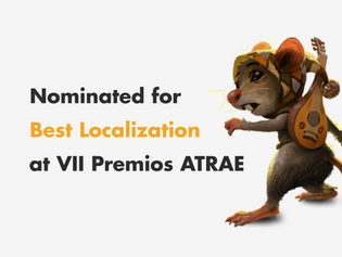 Ghost of a Tale's Spanish Localization Nominated at Premios ATRAE!