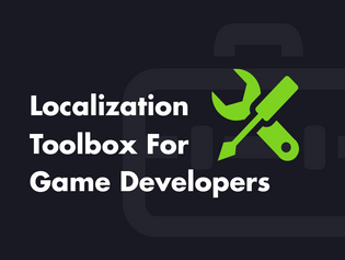 Localization Tools For Game Developers