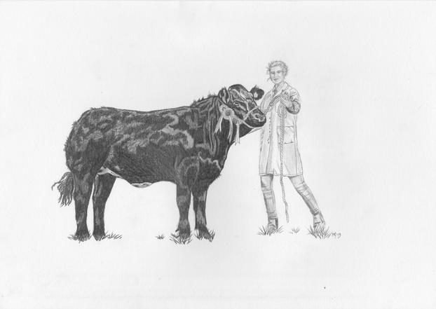 Wilma and Georgia