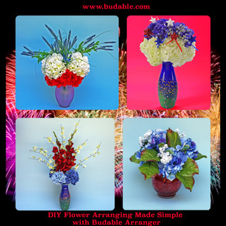 Make Your Own Memorial Day Arrangements