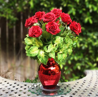 Arranging Roses Like a Pro!