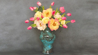 3 Easy Steps to a Simply Beautiful Arrangement