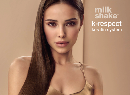New Keratin offering 4 services, intense smoothing, anti frizz, perfect curl, regenerating service.