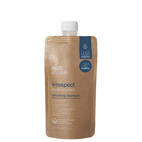 K Respect Keratin system Smoothing Shampoo