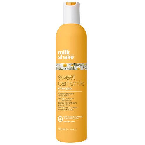 milkshake sweet chamomile shampoo