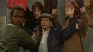 """Lennox 'Shadow' Gilbey. BBC1. ONLY FOOLS & HORSES. """"LONGEST NIGHT"""" Episode"""