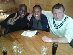 Guy, Richie & Vas