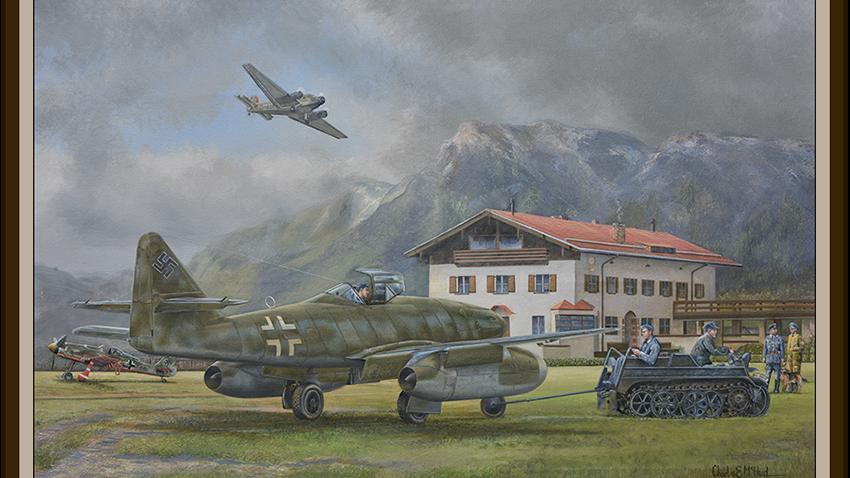 Luftwaffe ME262