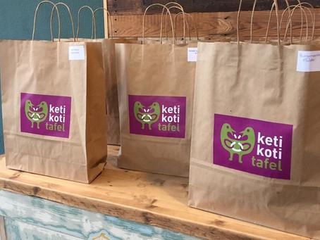 Keti Koti - herdenking & viering afschaffing slavernij – corona proof met de Keti Koti Dialoogtas