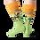 Thumbnail: HOTSOX -Men's Race Horse Crew Socks