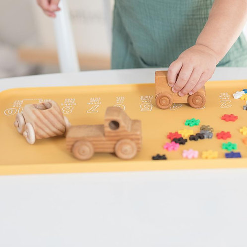 Bella Tunno -  Numbers Tray