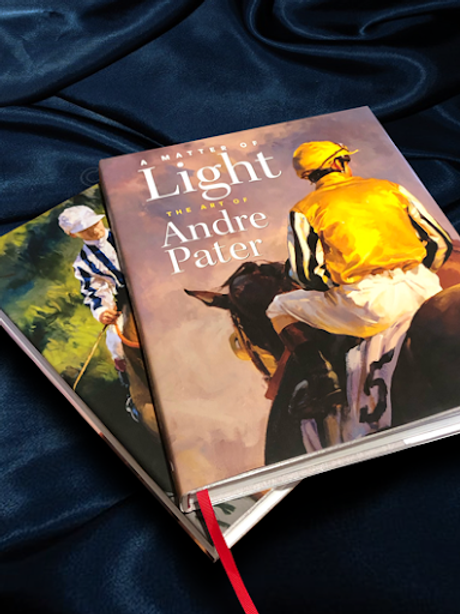 A Matter of Light - The Art of Andre Pater
