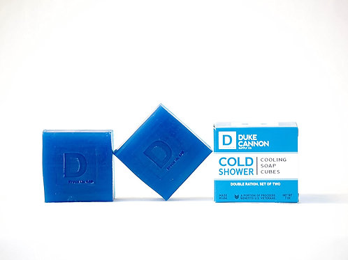 Duke Cannon - Cold Shower Cooling Soap Cubes
