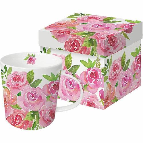 Merci! Gift-Boxed Mug