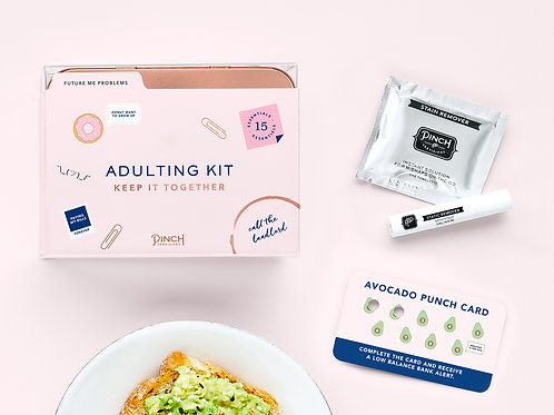 Adulting Kit - Keep it Together