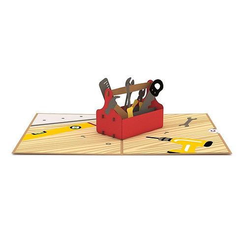 Love Pop - Toolbox Card