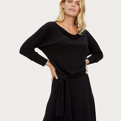 Michael Stars - Blanche Tie Waist Midi Dress