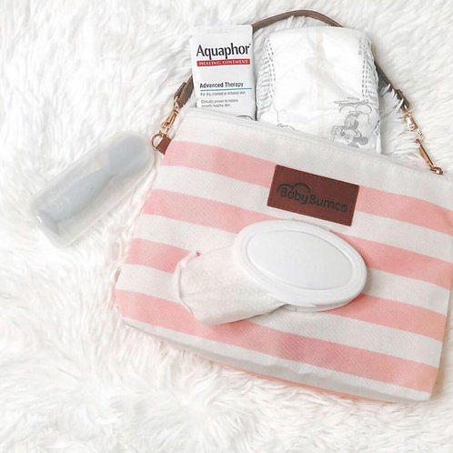 Baby Bumco - The Diaper Clutch - Pink