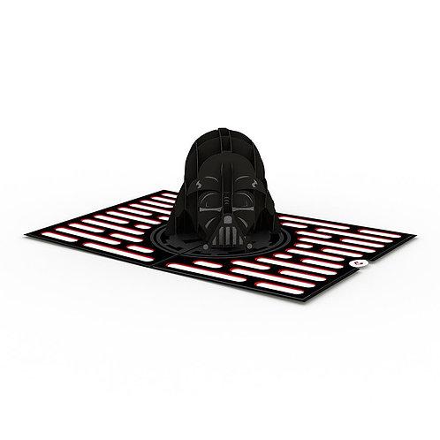Love Pop - Darth Vader Card