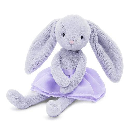 Jelly Cat - Lilac Arabesque Bunny