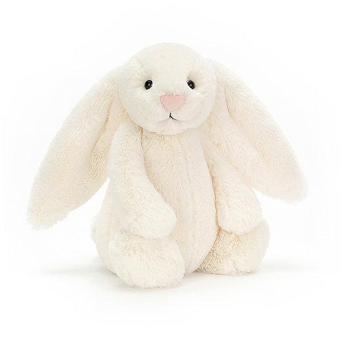 Jelly Cat - Bashful Cream Bunny