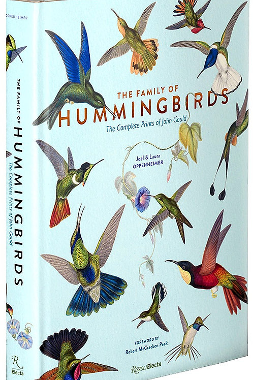 The Family of Hummingbirds, Signed by Authors Joel & Laura Oppenheimer