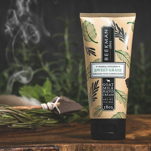 Beekman 1802 - Sweet Grass Hand Cream