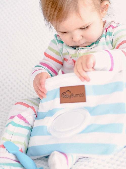 Baby Bumco - The Diaper Clutch - Blue