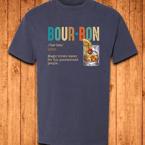 Bourbon Definition Tee