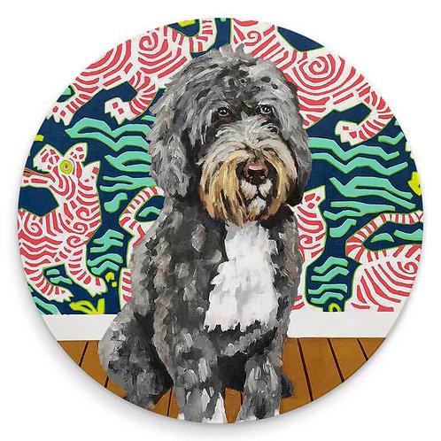 Dog Tales - Set of 4 Coasters