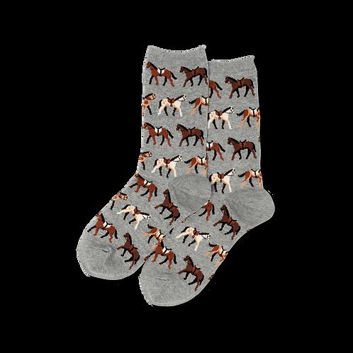 Hot Sox - Women's Horses Socks