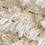 כיסוי מיטה בד טטרה בצבע שמנת דגם DREAM