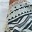 Thumbnail: מגבת חוף טורקית Cross