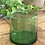 כוסות זכוכית ממוחזרת בצבע ירוק