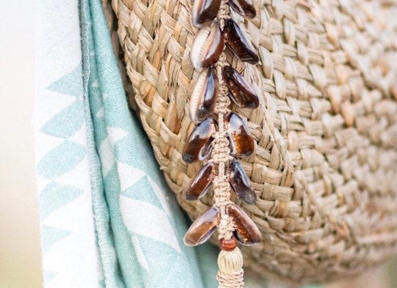 Sea shell brown
