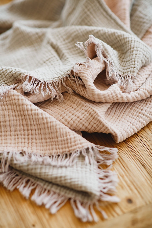 Dream powder blanket