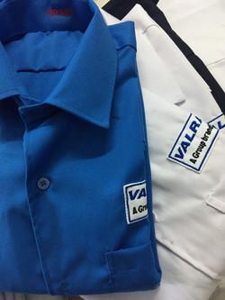Valrack uniform