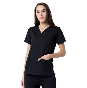 Womens Scrub Suit with Embroidery
