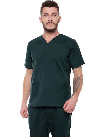 Mens Scrub Suit with Embroidery