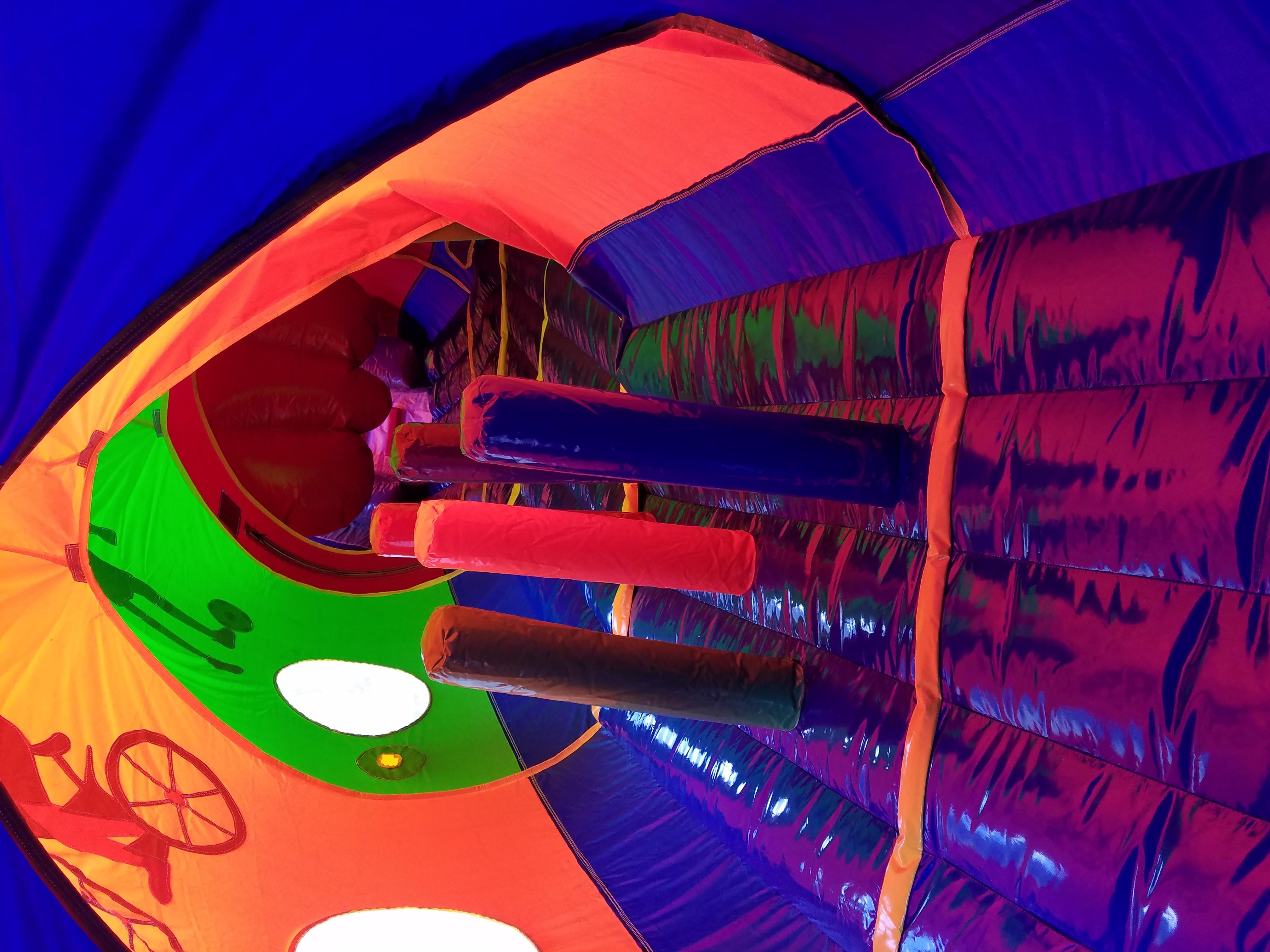 Kool Kat Inside view