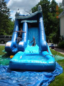 Super Splash Down