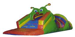 Caterpillar Craze Bounce Slide Combo