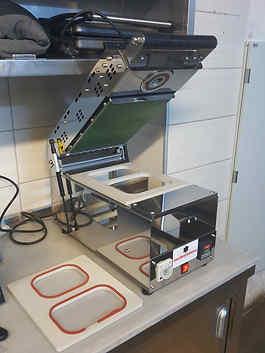 Plastik ve Karton Tabak Makinesi