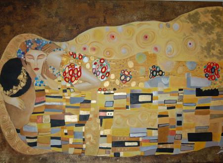le Baiser, G. Klimt