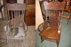 Stunning Rocker Restoration