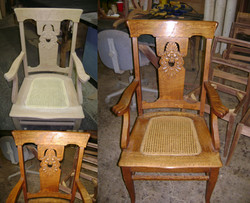 Beautiful Hand Carved Chair