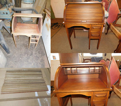 Childs Rolltop Desk