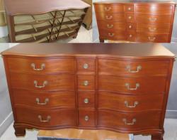 Lower Dresser Restoration