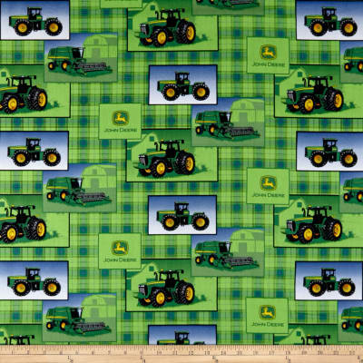 Tractor Fabric Wall Letter (A-Z)