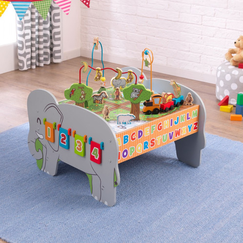 toddler activity table | lovely-wall-letters